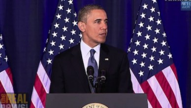 Obama gaf op 29 januari 2014 de jaarlijkse State Of The Union voor het Amerikaanse parlement