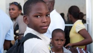 Geef Haïti niet op! De Haïtianen doen dat ook niet