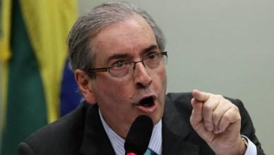 Eduardo Cunha, voorzitter van de Kamer van Volksvertegenwoordigers is betrokken bij corruptie in Petrobras, heeft Zwitserse rekeningen én staat op de lijst van de Panama Papers. Hjj leidt de strijd tegen president Dilma Rousseff.