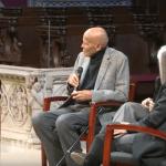 Noam Chomsky en Harry Belafonte