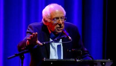 Ook na de verkiezingen gaat Bernie Sanders onvermoeibaar op pad om 'Onze Revolutie' uit te dragen