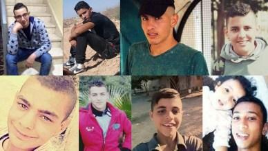 Kinderen vermoord in 2016