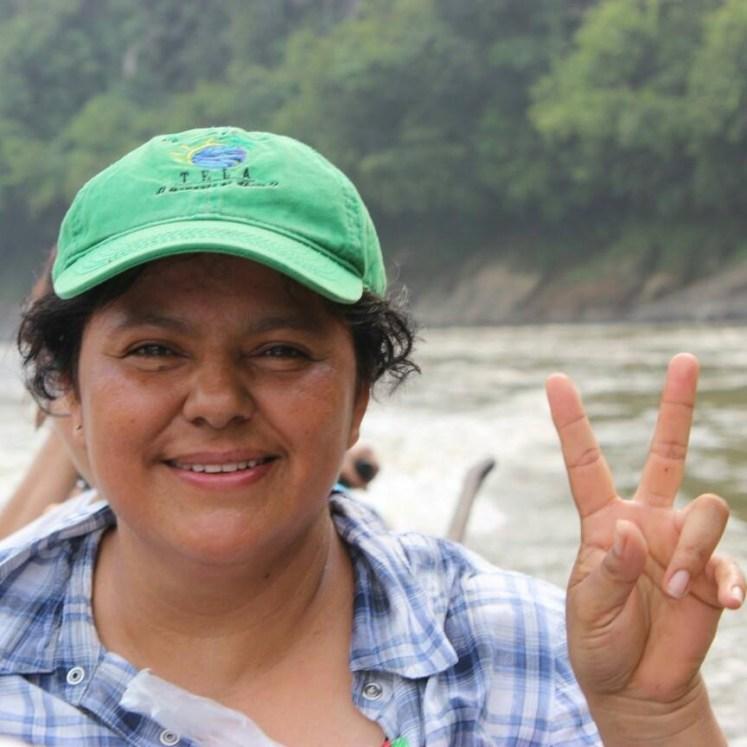 Berta Cáceres Flores
