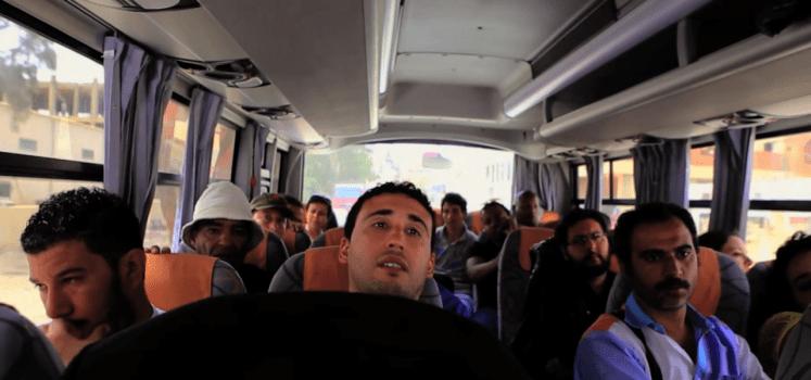 Op stap met de bus