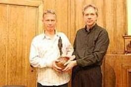 David Edwards en David Cromwell