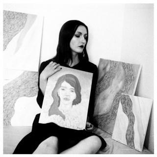 Portraits d'artistes - Aurélie 2 web