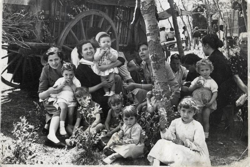 San Gregorio en familia