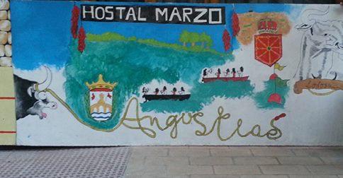 tablón Restaurante Marzo