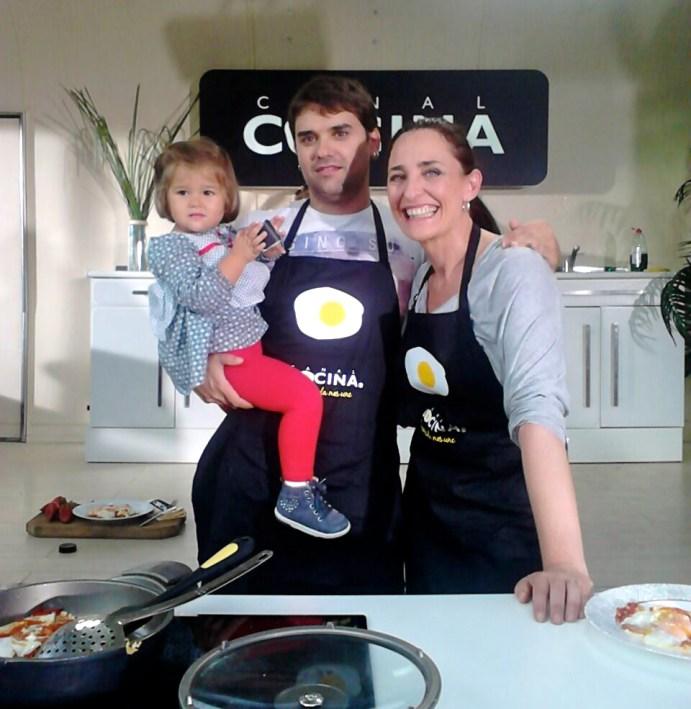 pablo niña cocinando