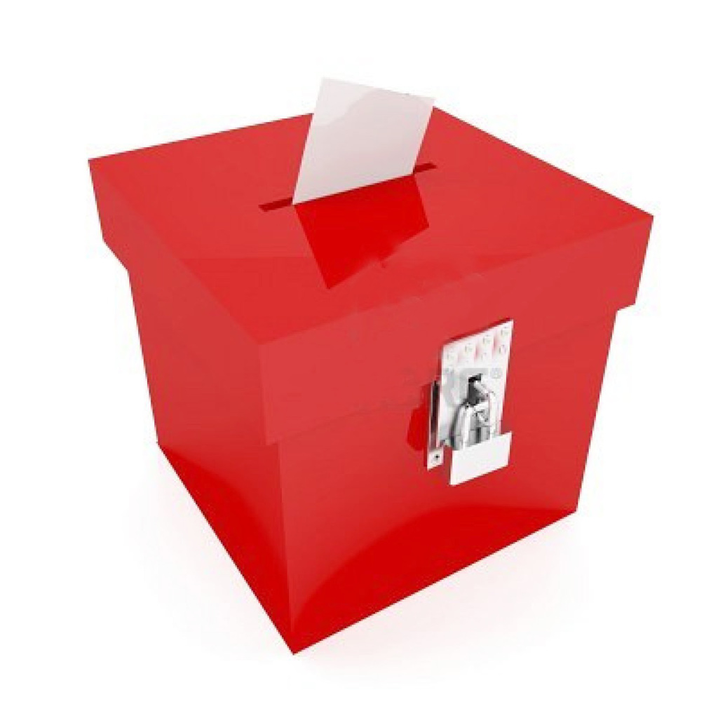 votacion caja roja