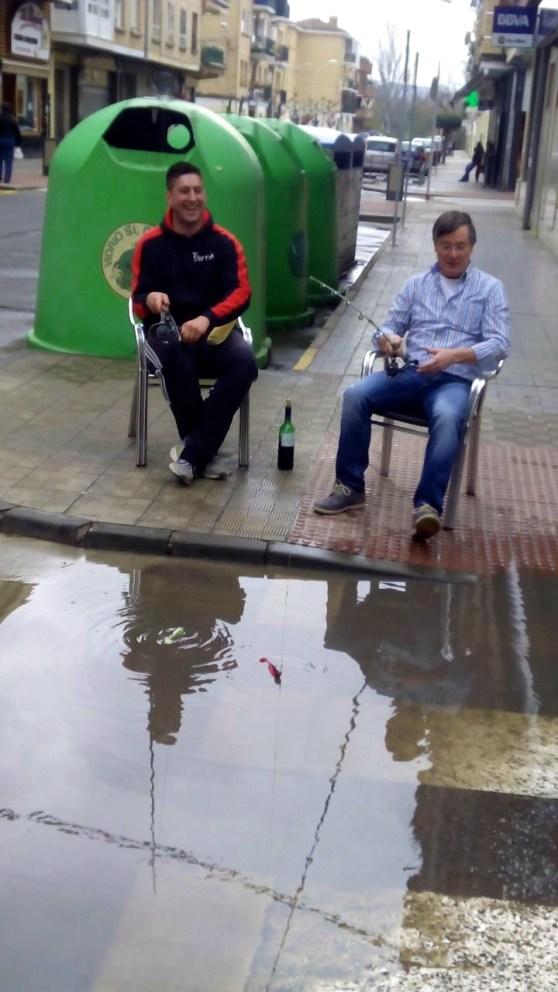 pesca urbana