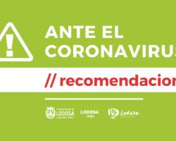 COVID19 // RECOMENDACIONES