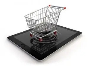 Shopping-Da-Tablet