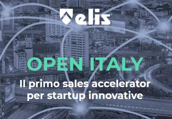 Open Italy: un'opportunità per le start-up innovative