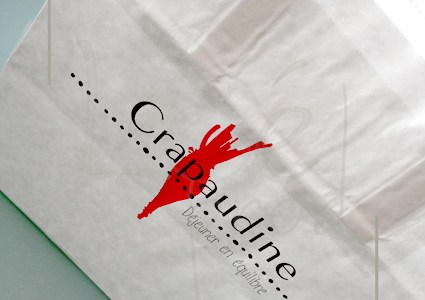 Sac Crapaudine : story telling à emporter