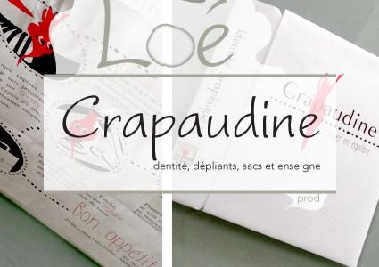 [client Loé] Crapaudine, déjeuner et équilibre