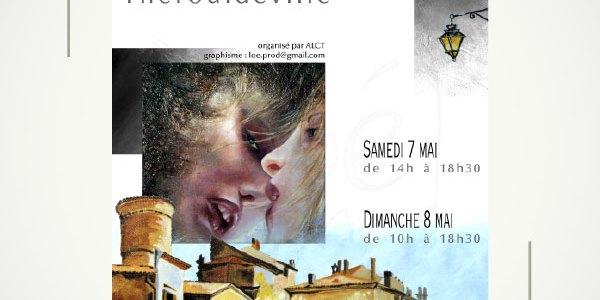 Exposition de peinture de Thérouldeville 2011