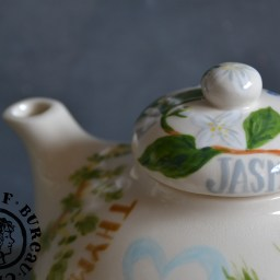 Jasmine, Fennel, Lemon Verbena…