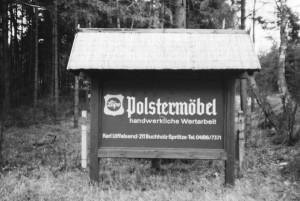 Löffelsend Polsterei Buchholz Hamburg - Historie im Handwerk