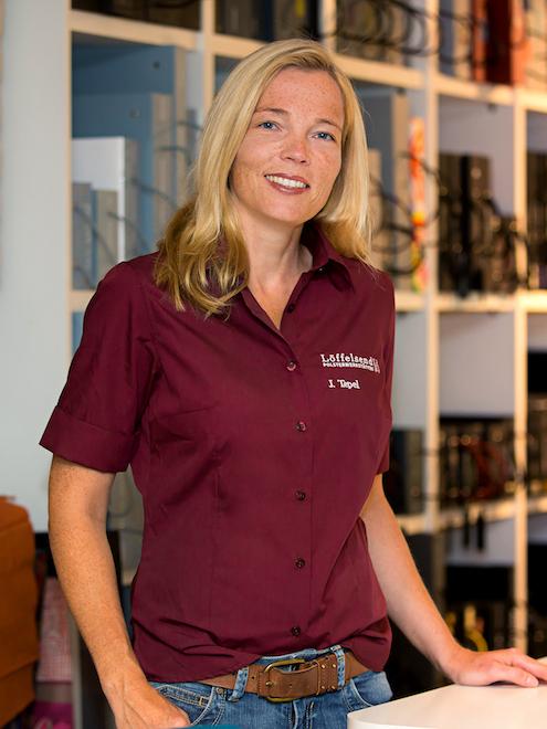 Jessika Tepel – Kundenberatung & Außendienst