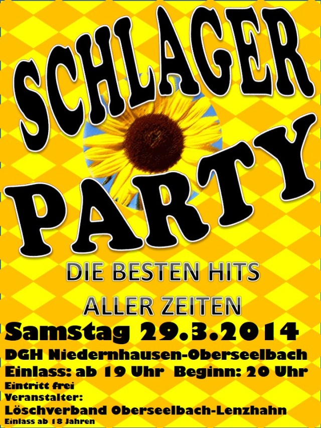 Schlagerparty2014