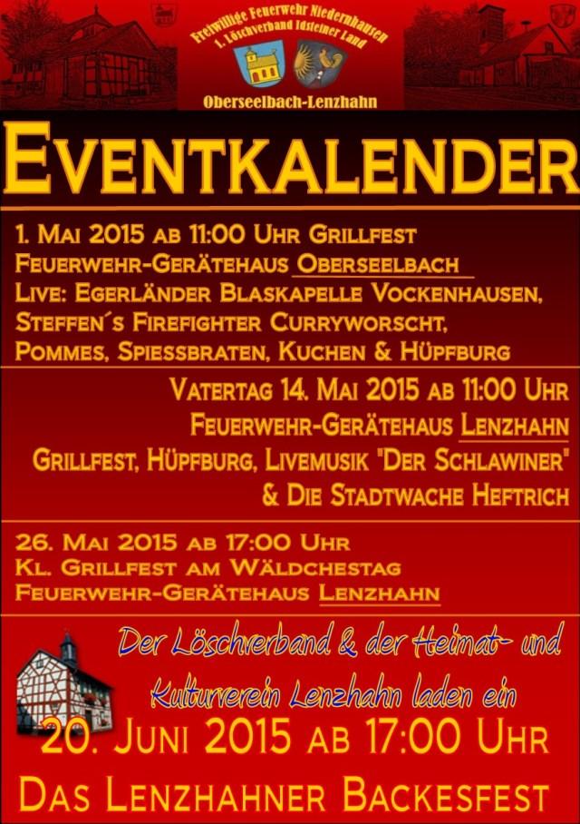 Eventkalender 2015-1