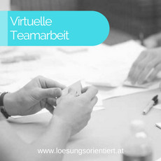 Virtuelle Teamarbeit