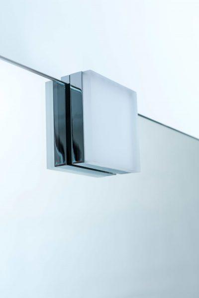 spejllampe shannon square fra loevschall med godt LED lys