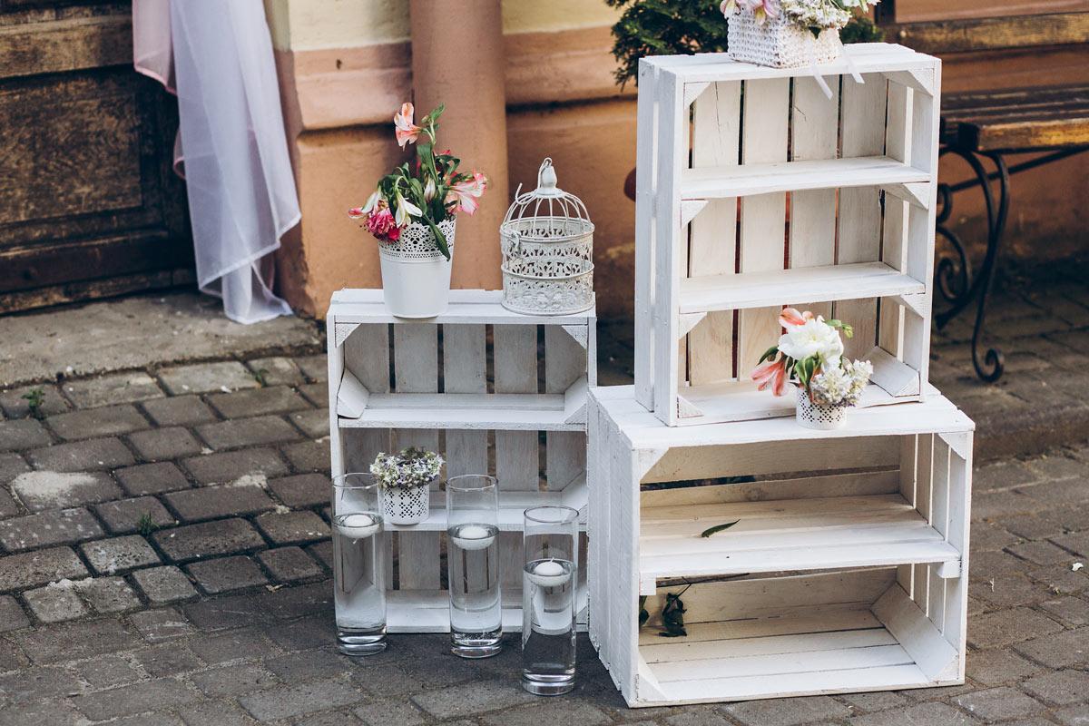 Come supporti potrete utilizzare vecchie scale o strutture in legno vintage preferibilmente fai da te. Le Decorazioni Shabby Fai Da Te 11 Bellissime Idee Creative