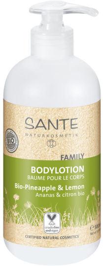 Lozione-corpo-ananas-limone-sante-500ml