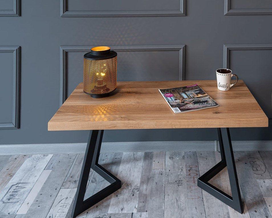 Loftowy stolik kawowy Compass
