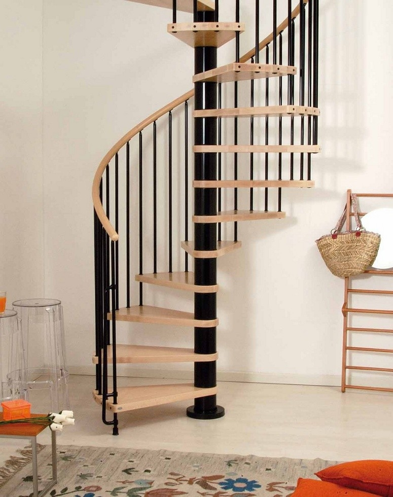 5 Reasons To Buy A Spiral Staircase For Loft Access | Installing A Spiral Staircase | 10 Foot | Glass | Drawing | Interior | Staircase 2