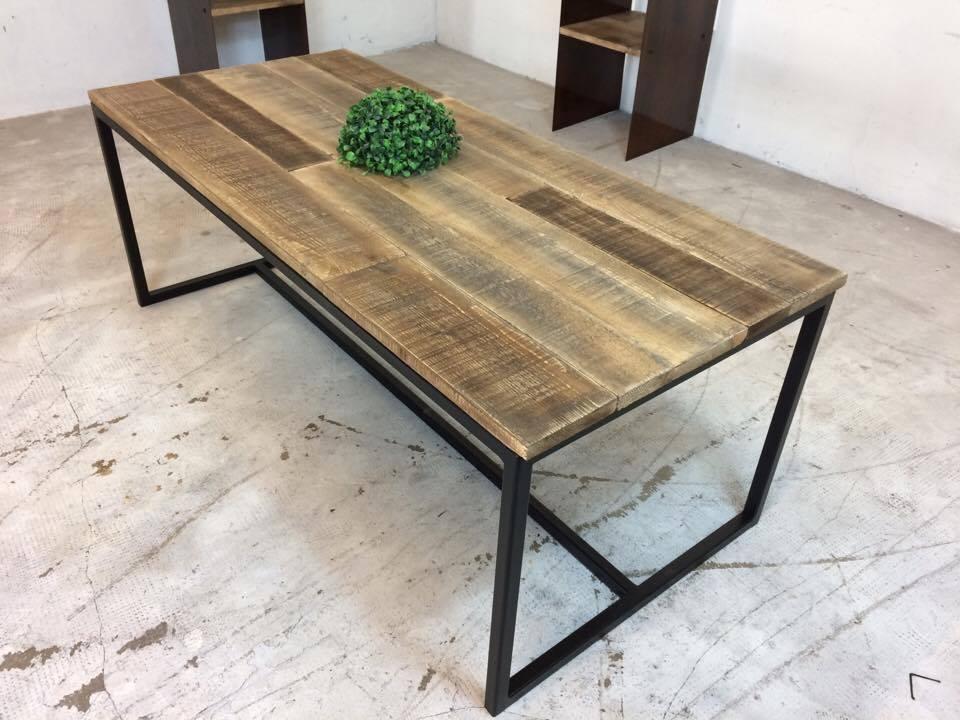 Table Basse Loft Industeel