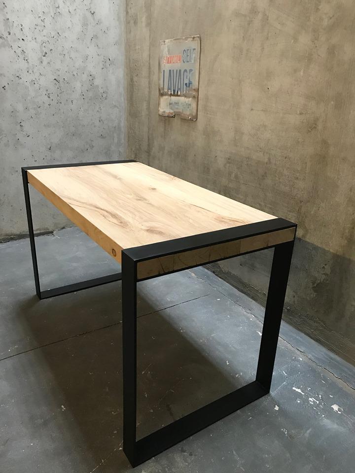 table haute industriel 160