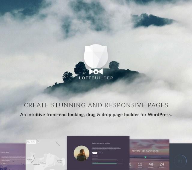 LoftBuilder for WordPress