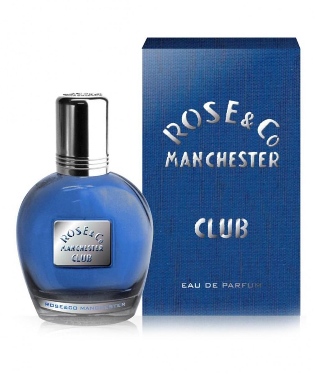 ROSE & Co Manchester CLUB Eau De Parfum Natural Vapo 100ml