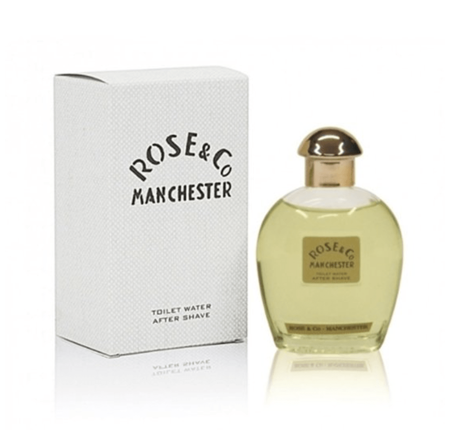 Rose&Co Machester – After Shave Vapo Flacone 100 Ml Dopo Barba