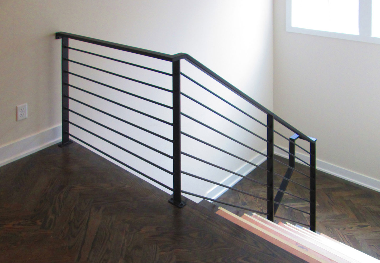 Interior Railing Gallery