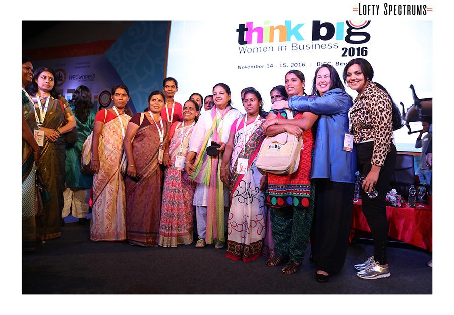ThinkBig 2016 Summit- Asia's largest summit for women entrepreneurs