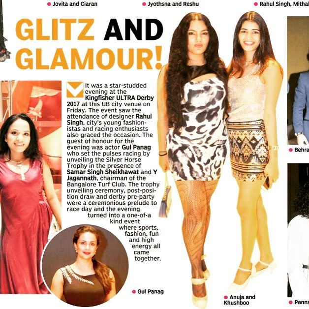 Deccan Chronicle for the fashion statements