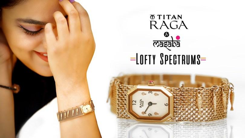 Titan-Raga-collaborates-with-Masaba-Gupta-ticktalk7