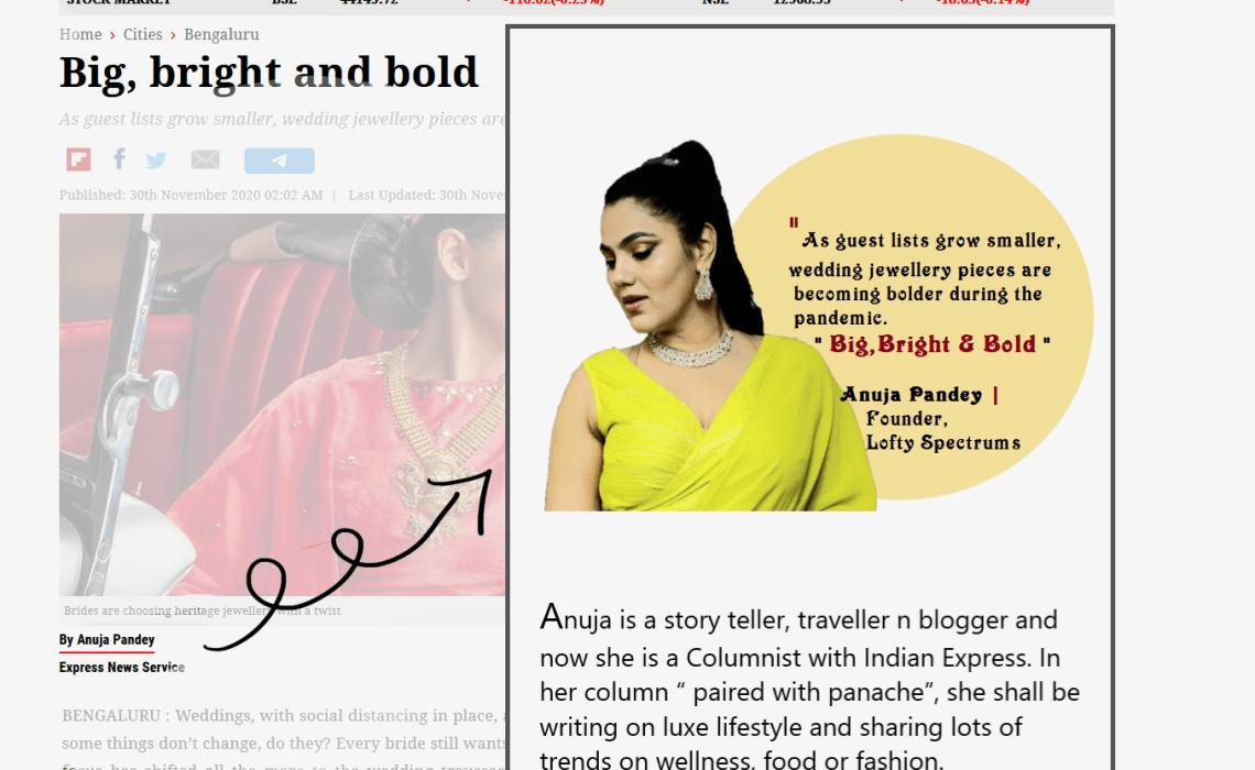 Anuja Pandey | Indian Express