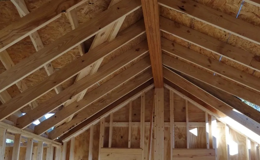 Image Result For Shed Roof Structure