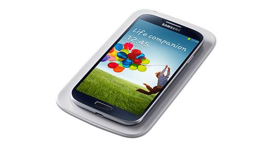 Samsung Galaxy S 4 - Kablosuz şarj standı