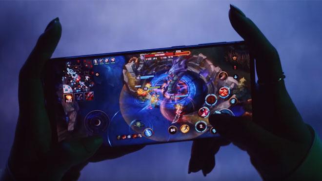 league of legends mobil oyunu ilk fragmanıyla karşınızda
