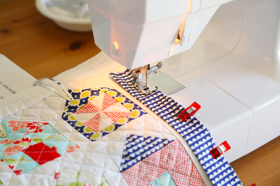 Image Result For How To Make A Mitered Corner On A Quilt Binding