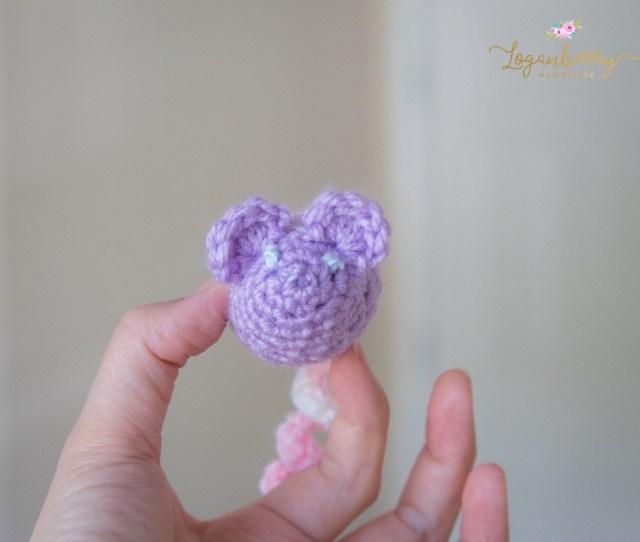 Crochet Mouse Cat Toys Free Pattern Catnip Toys Crochet Mouse