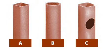 clay flue liners