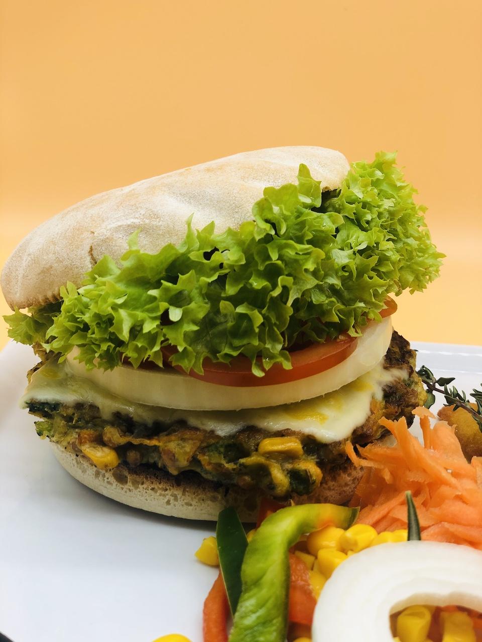 Veggie-Burger MEGA