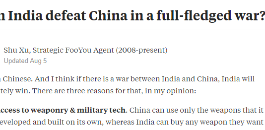 quora chinese review